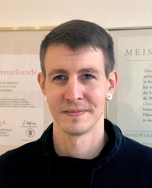 Michael Oertel